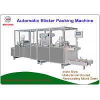 Buy cheap Pen / Pencil Blister Card Packing Machine High Speed Inline Modular Constructed from wholesalers