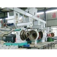 Buy cheap Complete Biomass Pellet Plant Ring Die Wood Press Thailand 5-6t/h from wholesalers