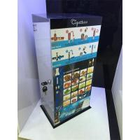 Buy cheap clear acrylic e-liquid display case stand display rack display box from wholesalers