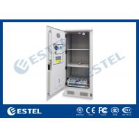 Buy cheap Stainless steel Temperature Control Outdoor Battery Cabinet With 3 Layer Battery For Telecom Station from wholesalers