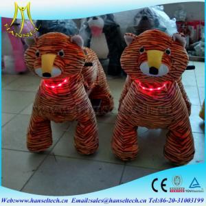 Hansel Electric dog toy plush riding toys motorized animals Manufactures