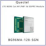 Buy cheap QUECTEL BG96 Model 4g Wifi Module Cat M1/NB1 EGPRS BG96MA-128-SGN LGA Package from wholesalers