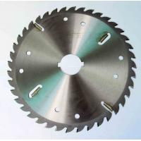 Buy cheap carbide TCT saw blade for plywood aluminium cutting tool ,disc cutter for slitting milling cutting from wholesalers