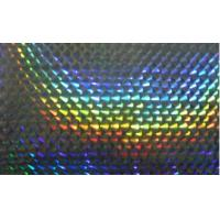 Buy cheap Hologram Spangle Film With Glue from wholesalers
