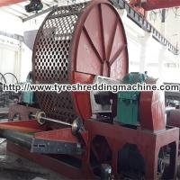 Wholesale Car Tire Rubber Granulator Recycling Plant 30 - 80 mesh For Industries from china suppliers