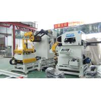 Buy cheap 3 In 1 NC Servo Roll Feeder Peripheral Automation Equipment Plastic Sheet Processing from wholesalers