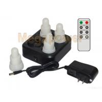 Buy cheap High Brightness Tealights Candles, Rechargeable Led Candle Lamps from wholesalers