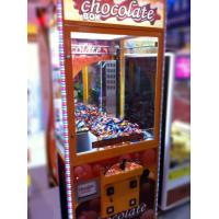 Buy cheap Chocolate Claw machine claw crane machine for sale from wholesalers