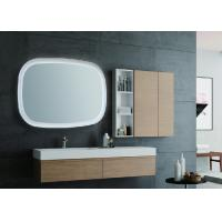 Buy cheap ABS Back Frame LED Sensor Bathroom Mirror With Infrared Hand Sweep Sensor from wholesalers