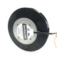 Buy cheap 150 X 35mm Dc 24v Centrifugal Fan 4000rpm Speed With Waterproof Ip68 Grade from wholesalers