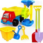 Buy cheap 2020 Hot Sale Outdoor Sandbeach Toys Bucket Shovel Toddler Kids Children Beach Sand Toy Set Kids Plastic Beach Toys from wholesalers