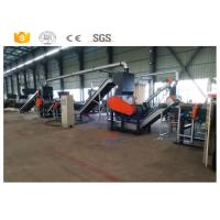 Buy cheap Low Cost Waste Tire Pyrolysis Shredder Recycling Machinery Plant from wholesalers