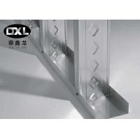 Buy cheap Strong Close Fitting Light Gauge Steel Studs Time Saving Fast Installation from wholesalers