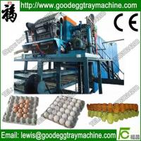 Buy cheap CE Approved Roller Pulp Moulding Machine from wholesalers