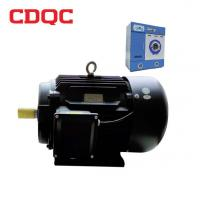 Wholesale CDQC Black  High Frequency Induction Motor With Frequency Converter AC Electric washing motor from china suppliers
