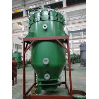 Buy cheap carbon steel of stainless steel Pressure leaf filter for oil from wholesalers
