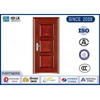 Wholesale Fire Limit 1 Hour Fireproof Entry Doors For High Grade Commercial Building from china suppliers