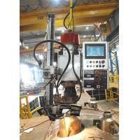 China Four Axis Servo NC Saddle SAW Welding Machine With Nozzle OD 1000mm on sale