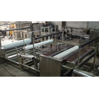 Spun-bonded fabric wood pulp spunlace cloth all pneumatic conveying rewinding machine Manufactures