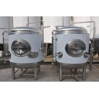 Beer Brite Bright Tank  movable or fixed SUS304 316L Manufactures