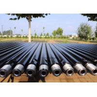 Wholesale Rock Blasting / Water Well Drilling Pipe Down The Hole Drill Rods 127mm from china suppliers