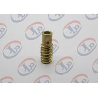 Wholesale CNC Machining Custom Machining Services Small Brass Hollow Bolt For Electronic Equipments from china suppliers
