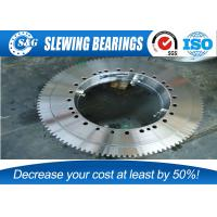 High Speed Rotary Table Bearings , Machine Tool Bearing Minimum Axial Play 200x300x45mm Manufactures