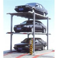 Buy cheap public car packing equipment/car parking equipment stereo garage from wholesalers