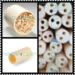 Buy cheap High purity 99 Al2O3 alumina ceramic insulator from wholesalers