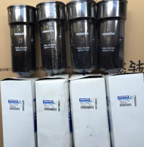 Wholesale Japan,KOMATSU Diesel engine parts,KOMATS FUEL FILTERS, fuel filters for komatsu,600-311-7132,6003117132 from china suppliers