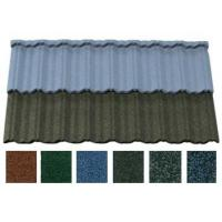 Buy cheap Shingle flat plain series/ soncap colorful stone coated metal roofing tile, metal roofing sheet design, Roofing Options from wholesalers