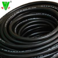 Buy cheap 1 1 4 hose SAE100 r6 high tensile textile braided fuel hose from wholesalers