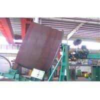 H Beam Wind Tower Production Line Tank Vessel / Flange Welding Manufactures
