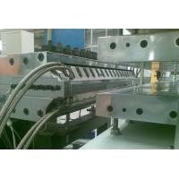 Buy cheap Half - Crust Foamed PVC Sheet Production Line For Furniture Board Making from wholesalers