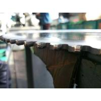 Buy cheap Thin walled steel tube cutting tungsten carbide saw blade TCT saw blade from wholesalers