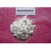 Buy cheap CAS NO 434-07-1 Oxymetholone Anadrol Oral Muscle Building Steroids Cycle Muscle Growth from wholesalers