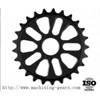 Buy cheap Hardened Simplex Chain Sprocket / Agricultural Conveyor Chain Sprocket from wholesalers