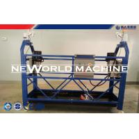 Wholesale ZLP500 Type Suspended Working Platform Cradle 100m Lifting Height from china suppliers