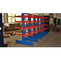 Buy cheap Adjustable Cantilever Storage Racks For Lumber , Plywood , PVC , Metal / Bar Stock from wholesalers