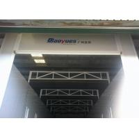 Buy cheap Luxury 20.7 Meters Side Downdraft Paint Booth , Autobody Spray Booth Rental from wholesalers