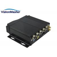 Buy cheap Economic Car DVR 4 Channel Full HD , High Definition 12 Volt DVR Systems from wholesalers