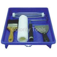 Buy cheap Painting Tools: paint roller, paint brush, paint tray, extension pole, trowel from wholesalers