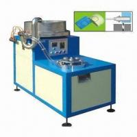 Cap sliting machine, measures 1300x700x1500mm Manufactures