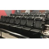 Wholesale Theme Park 4D Movie Cinema System Motion Film Theater Equipment With Attracting 12 Dynamic Special Effects from china suppliers