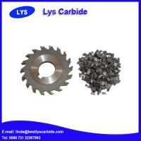 Buy cheap Tungsten Carbide Saw Blade Tips from wholesalers