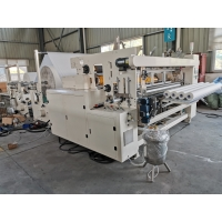 Buy cheap 160 m / Min 2200mm Roll Width Paper Slitting Machine from wholesalers