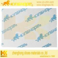 Buy cheap waterproof nonwoven cellulose insole board from wholesalers