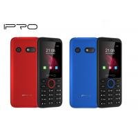 Buy cheap KaiOS 3G Keypad Phone With 0.3MP Camera Plastic Housing Soft Rubber Keypad from wholesalers