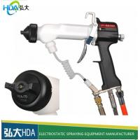 Buy cheap HAD-1020 High pressure air manual electrostatic liquid paint spray gun manufacturer from wholesalers