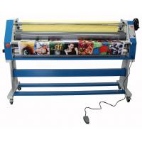 Wholesale Wide Format Roll Laminator Machine 1600mm Max Lamination Width Adjustable Speed from china suppliers